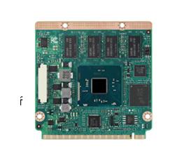 全新Qseven 2.1模块搭载Intel® Atom™ E3800 & Celeron® 系列处理器闪亮上市