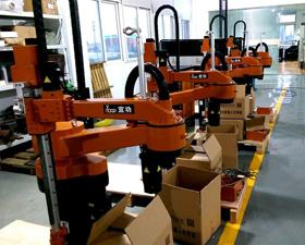YGR-S1宜功焊接机器人