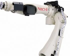 NACHI那智不二越6自由度点焊机器人