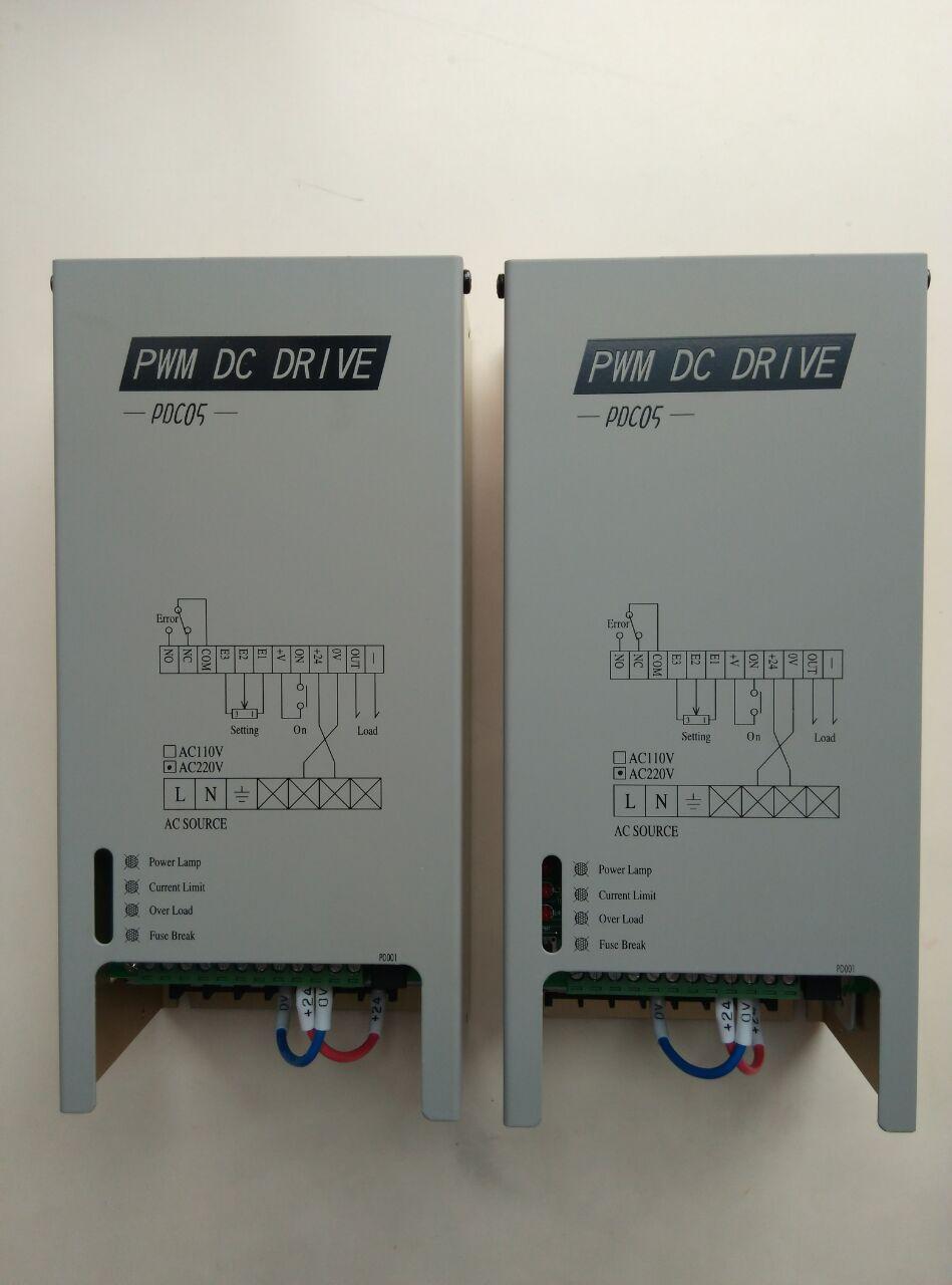 现货台湾PDC05磁粉张力控制器WT-PDC05-2V04-0