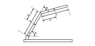 基于自适应滑模的机械臂轨迹跟踪控制