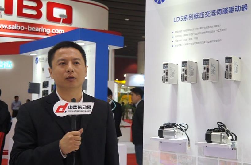 2017广州工业自动化展之雷赛智能