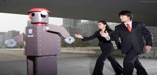 从外部环境看中国机器人产业发展