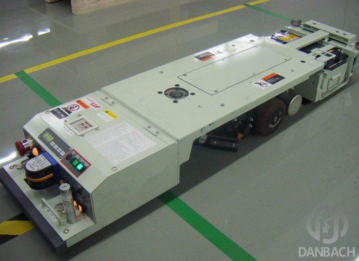 丹巴赫惯性导航AGV