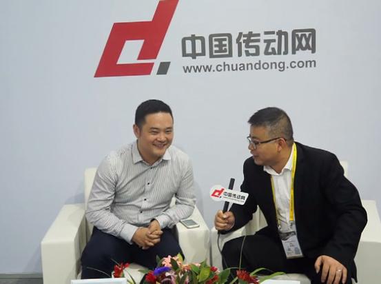 【对话2017SIMM深圳机械展】英威腾智能总经理张玮