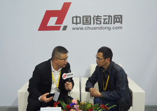 【对话2017SIMM深圳机械展】之山智控总经理王刚志