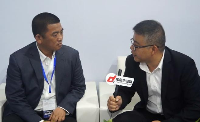 【对话2017SIMM深圳机械展】卓蓝自动化总经理苏新友