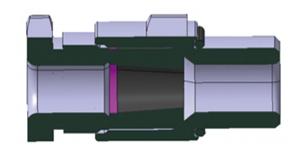 魏德米勒隔爆型电缆引入装置密封圈的设计及探讨