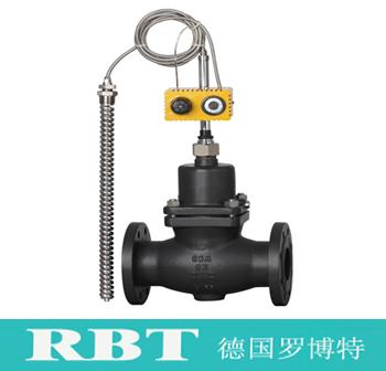 德国罗博特RBT进口自力式温度调节阀(加热型)