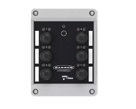 邦纳SureCross Q120无线按钮控制盒全新发布
