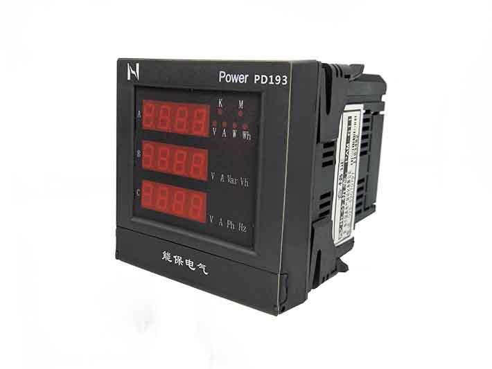 南京能保PD194多功能电流表多功能电压表智能电力仪表通信仪表