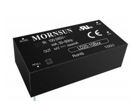 全球首推20W超小体积AC-DC模块电源