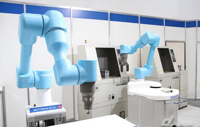 日本安川常熟机器人 年产1500台满足市场需求