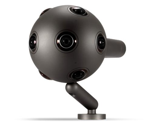 诺基亚OZO VR摄像机