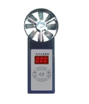 矿用机械电子式风速表中高微速三合一风速表