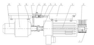 双电机驱动装置在机床主传动中的应用