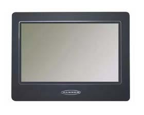 邦纳THM070S新一代精简型触摸屏
