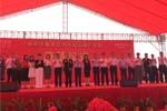 新时达集团-众为兴松山湖产业园奠基仪式隆重举行