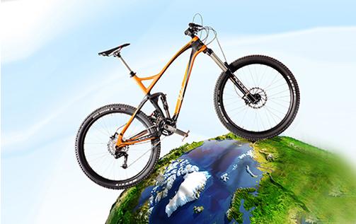 高性能塑料之旅:igus自行车让您安全出行