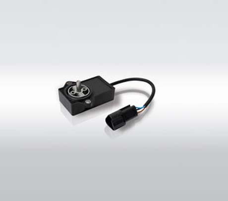 图尔克用于移动设备的微型编码器