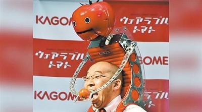 可食用机器人问世,可行走的补给箱?