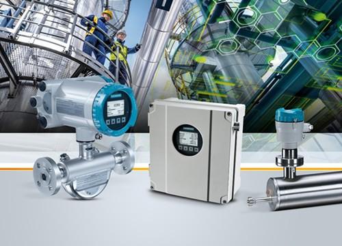 西门子扩展数字化科里奥利质量流量测量产品系列 助力过程优化