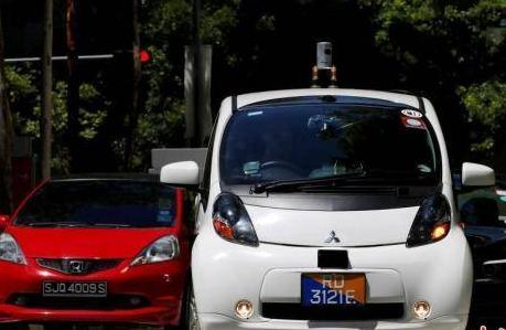 无人驾驶领域火热发展 全球主要车企展开激烈博弈