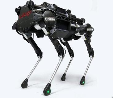 """打造四足机器人,欲成为中国的""""波士顿动力"""""""
