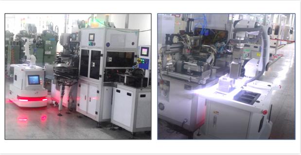大族Star机器人在工业自动化领域中的应用