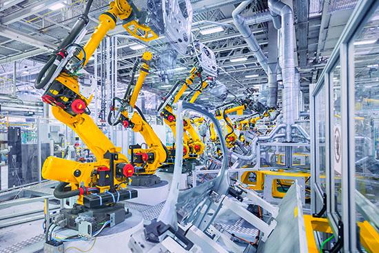 映美精工业相机 - 赋予机器人手臂明亮双眼的利器