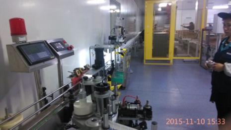 In-Sight智能相机高效解决大输液产品标签的快速检测问题