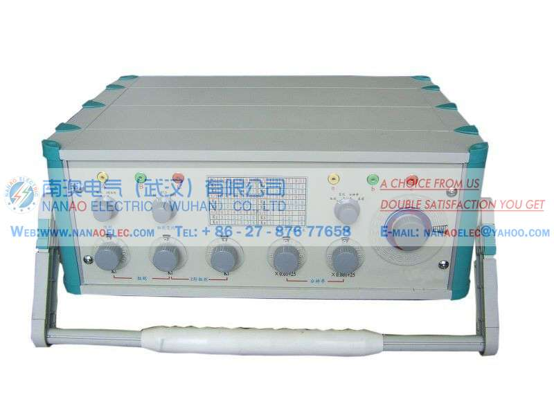 南澳电气NAZJX变压器变比整检校验装置