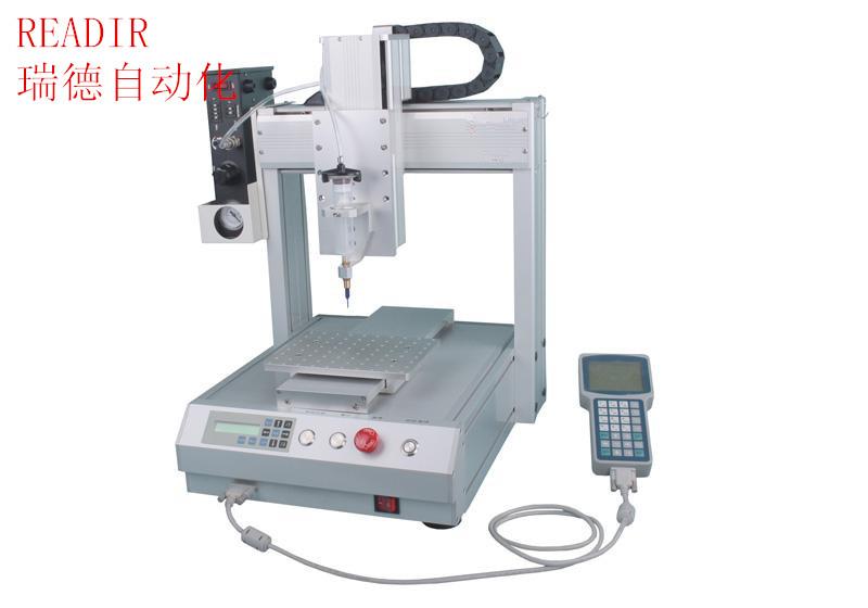 北京涂胶机器人 深隆STT1002 涂胶机器人 自动涂胶机 汽车玻璃涂胶生产线