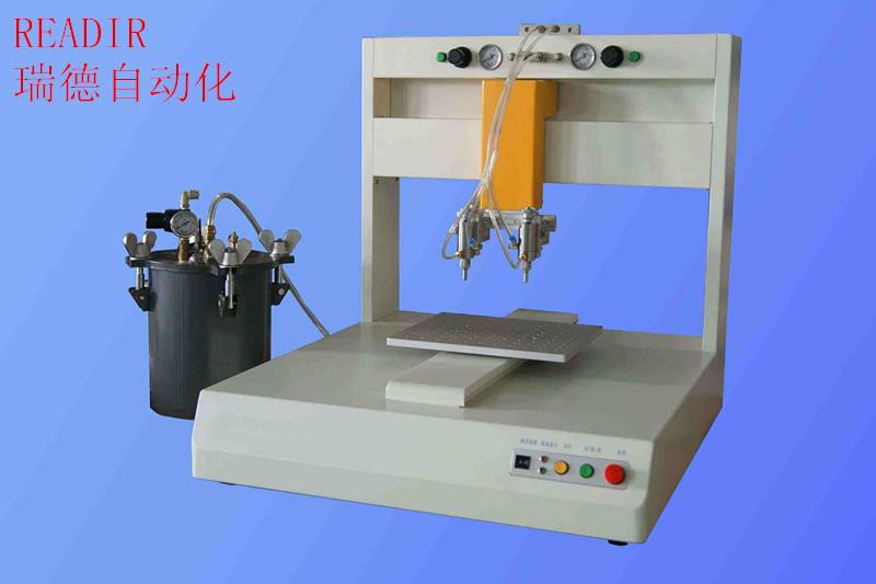 北京涂胶机器人 深隆STT1001 涂胶机器人 自动涂胶机 汽车玻璃涂胶生产线