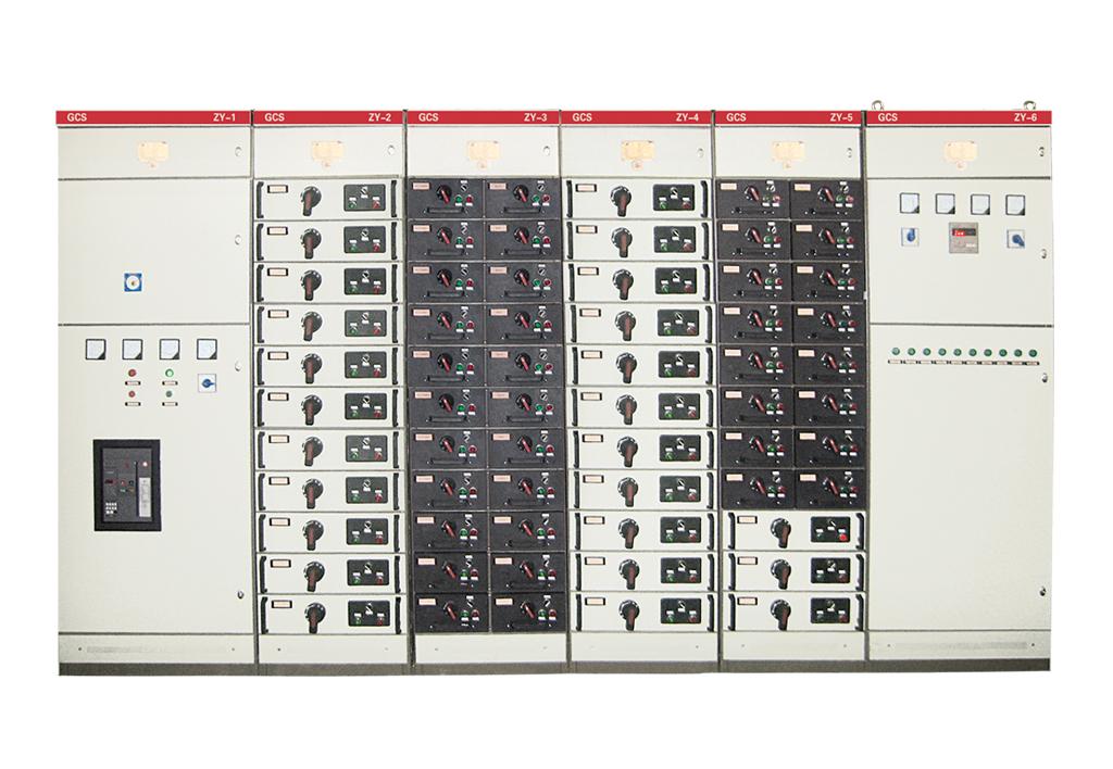 加工批发 低压开关柜 交流配电柜GCS