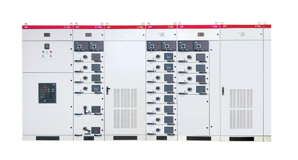 批发供应电气成套设备 低压配电柜GCK 低压开关柜