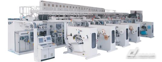 Pilz自动化系统PSS 4000提高卫生用品生产机器的生产率和安全性