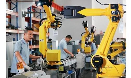 首届中国机器人技能大赛在南京理工大学开赛,160多支队伍参加了赛事