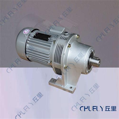 微型摆线减速机WB100-LD-23-0.55KW