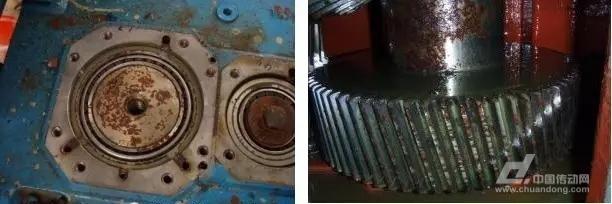 怎样做好减速机储存与防锈工作