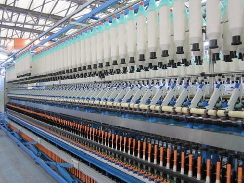 中国纺机展团印度国际纺机展大放异彩