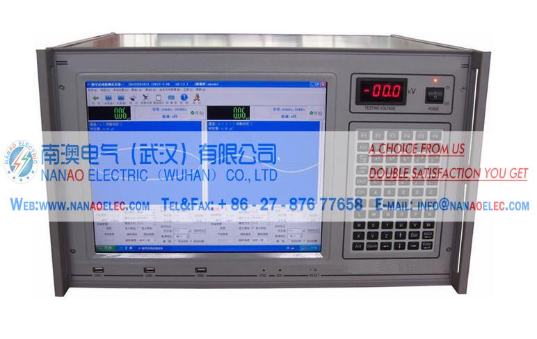 南澳电气NAJFS数字局部放电检测装置
