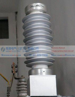 南澳电气NAPF-1000kV/2kΩ标准纯电阻型雷电脉冲冲击电压分压器