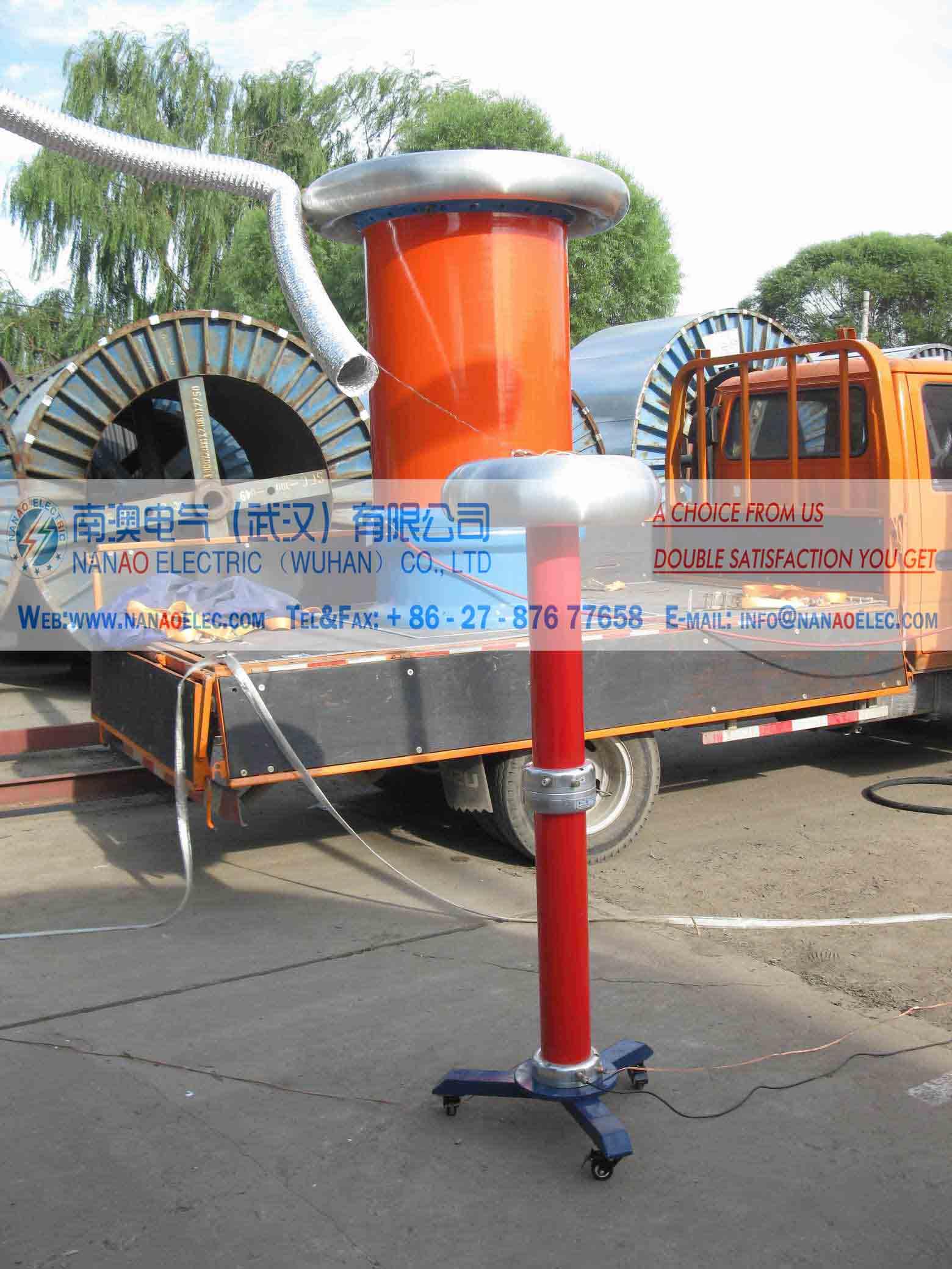 南澳电气NARP高精度无局放分压器
