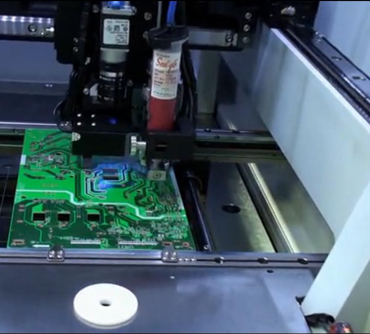 北京自动点胶机 深隆STT1006 自动点胶机 点胶机器人 汽车玻璃涂胶生产线