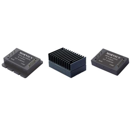 金升阳URF24_QB-100WR3系列超宽电压输入隔离稳压电源