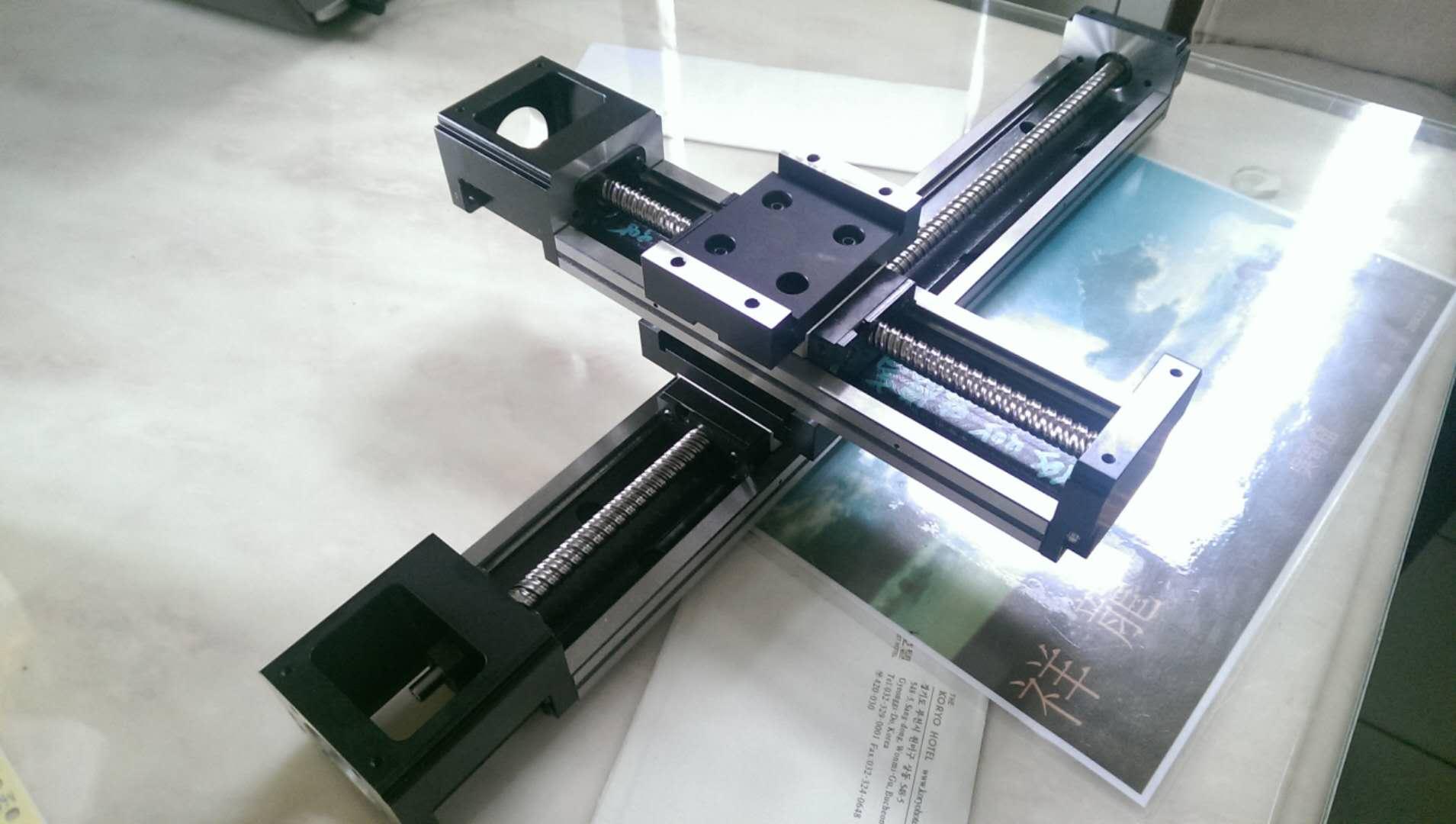 台灣準銀科技股份有限公司:線性機器人 單軸機械人 線性模组台州市黃巖野豹精密機械有限公司(技術進出口