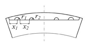 表面式永磁同步电机转子辅助槽对转矩脉动的影响