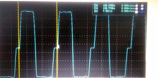 英威腾DA200伺服在追锯的应用