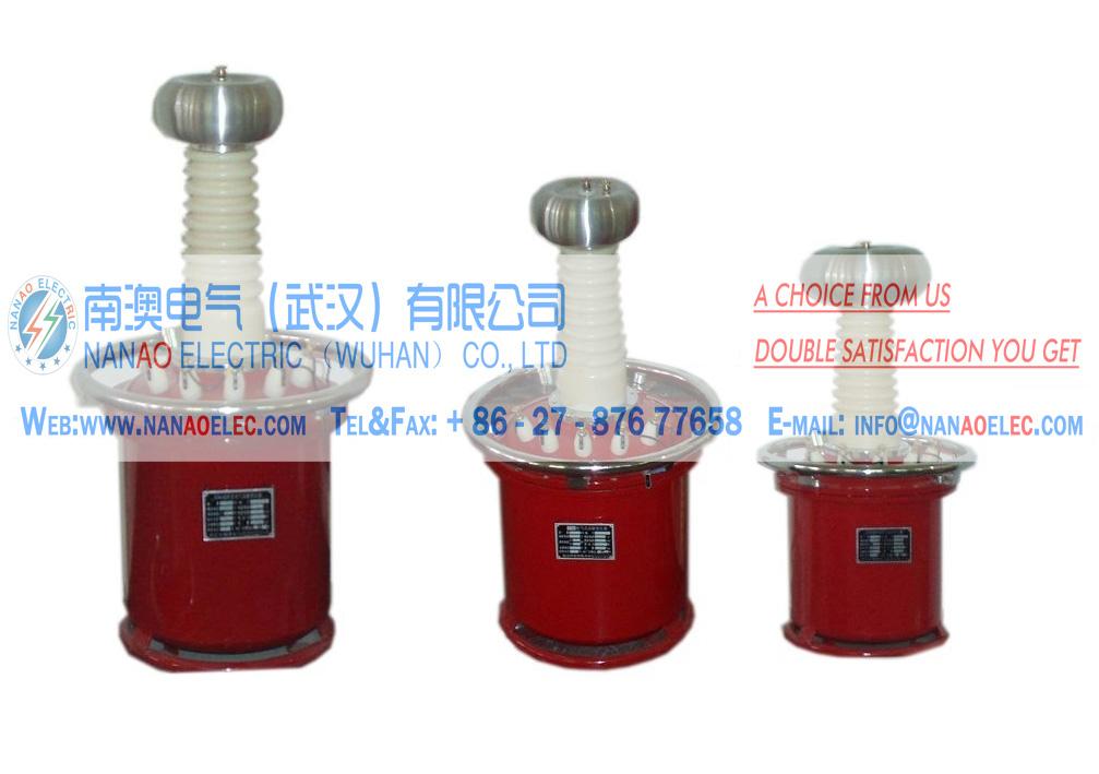 南澳电气NAYDQ系列充气式试验变压器